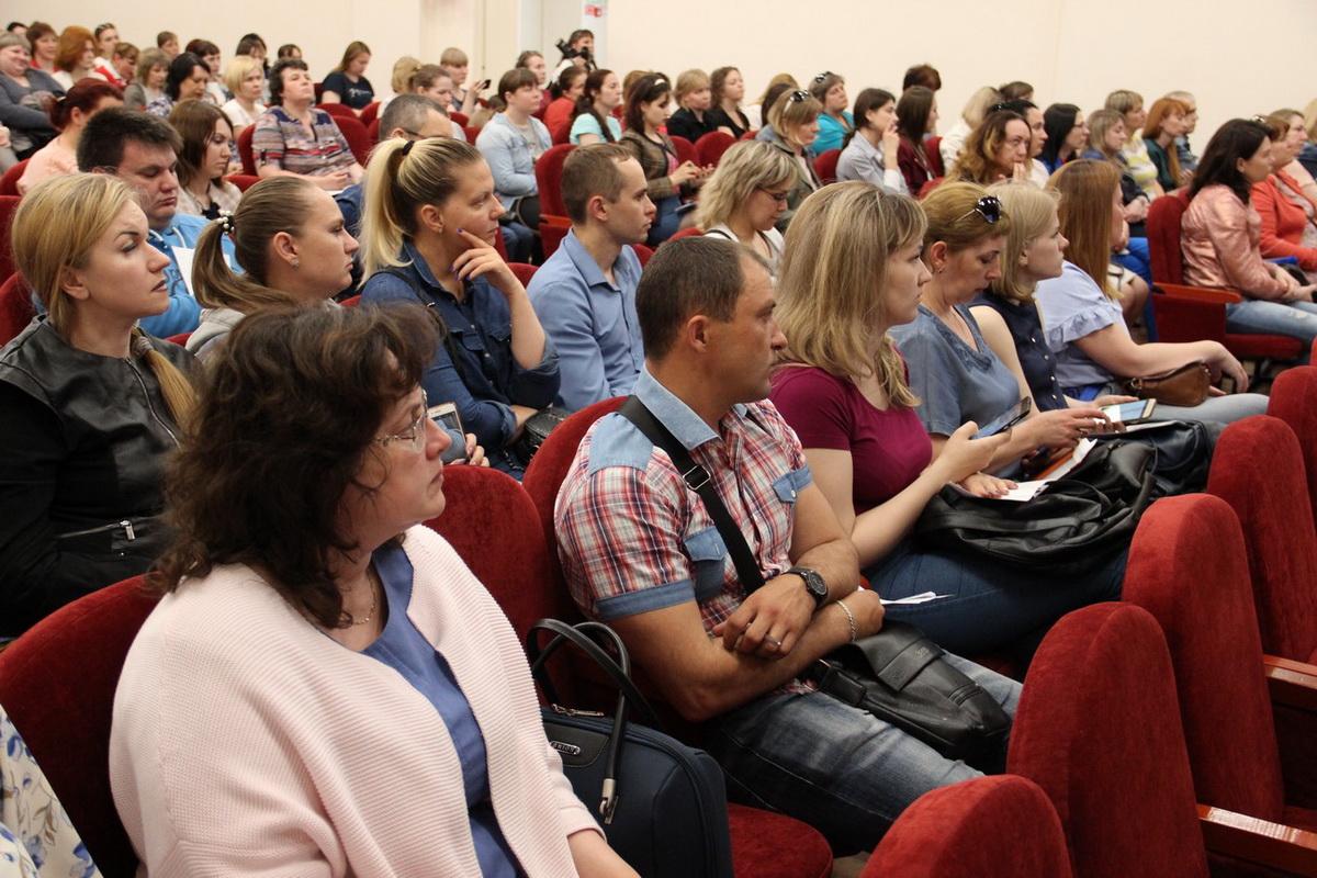 Городское родительское собрание 05.06.2019
