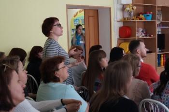 Очередная городская педагогическая мастерская в рамках проекта ГЦОиЗ «Магистр» «Оптимизация здоровьесберегающей деятельности в ДОУ»