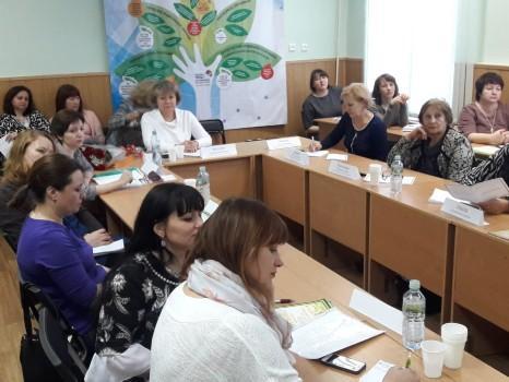 Круглый стол «Межведомственный подход в оказании психолого-педагогической и медико-социальной помощи детям-инвалидам и детям с ОВЗ»