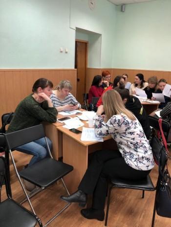 Вручение удостоверений слушателям курсов повышения квалификации по программу «Ранняя помощь семьям с детьми от 0 до 3(4) лет в муниципальной системе образования города Новосибирска».