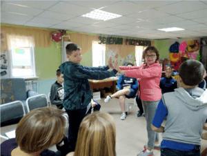 Тренинг на развитие навыков бесконфликтного общения в спортивно-оздоровительном комплексе «Зеленая республика»