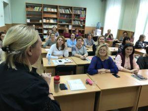 Вручение удостоверений выпускникам курсов повышения квалификации