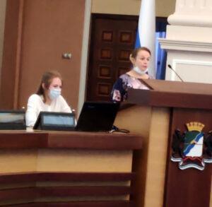 Заседание рабочей группы по рассмотрению вопросов, связанных с развитием инклюзивного образования в городе Новосибирске