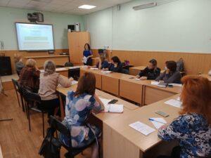 Организационное заседание городского методического объединения воспитателей групп компенсирующей и комбинированной направленности ДОО