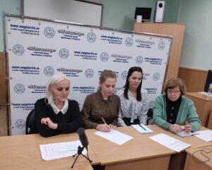 Рабочие совещания в рамках реализации проекта «Модель сетевого взаимодействия образовательных организаций в инклюзивном образовательном пространстве города Новосибирска».